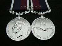 FULL SIZE WW2 GVI RAF LONG SERVICE GOOD CONDUCT REPLACEMENT COPY MEDAL (LSGC)