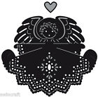 Marianne Design CRAFTABLES Cut & Emboss Die ANGEL WITH HEART - CR1232 REDUCED *