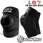 187 Killer Elbow Pads Skateboard Roller Derby Snowboard Protection XS S M L XL