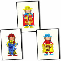 Alexander McCall Smith Harriet Bean 3 Books Collection Pack Set RRP: £14.97 NEW