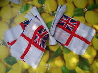 White Ensign Bunting 9m WW2 Royal Navy Boat/Ship Naval Military Events Veterans