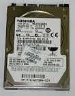 "Toshiba 200GB MK2035GSS HDD2A30 F ZL03 S SATA 2.5"" Hard Drive for Parts"
