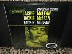 JACKIE McLEAN CAPUCHIN SWING Classic records blue note 200g MONO SEALED