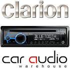 Clarion CZ302E Bluetooth CD MP3 Car Stereo USB iPod AUX-In