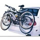 UNIVERSAL CAR CYCLE CARRIER 2 BICYCLE BIKE RACK FOR SALOON ESTATE HATCHBACKS CC2