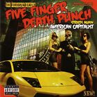FIVE FINGER DEATH PUNCH - American Capitalist [Used CD, Japan, OBI, Promo, 2011]