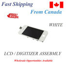 Apple iPhone 4 LCD Digitizer Assembly Full Touch Glass White