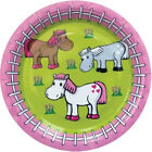 """""""LITTLE HORSES"""" Pack of 8 Party Plates - Lovely Chubblies PartyWare!"""