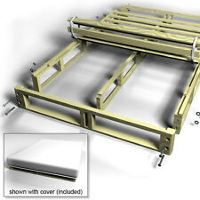 Easy Fit Box Spring - Collapsible box spring easy to fit through tight doorways!