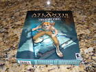 Atlantis The Lost Empire Trial By Fire (PC, 2001) Game (New in Box)