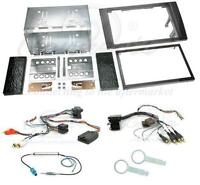 AUDI A3 8P 03+ COMPLETE DOUBLE DIN STEREO FITTING KIT