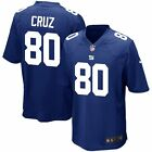 Victor Cruz Jersey YOUTH Royal New York Giants by Nike