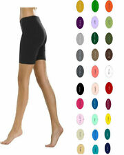 WOMEN'S COTTON SPANDEX MOST-LOVED SHORTS (SPANDEX TIGHT)