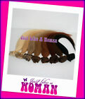 CLIP IN REMY HUMAN HAIR EXTENSIONS Brown Blonde Black - Daily Postage