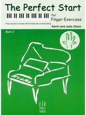 The Perfect Start for Finger Exercises Learn to Play Beginner Piano Music Book 2