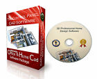 3D CAD HOME DESIGN SOFTWARE CD PROFESSIONAL OFFICE DESIGN STUDIO CD FOR WINDOWS