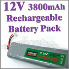 1 x 12V 3800mAh Ni-MH Rechargeable Battery Pack RC