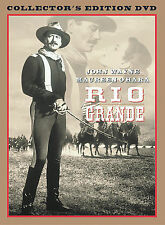 Rio Grande DVD Collector's Edition in original case