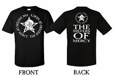 THE SISTERS OF MERCY SKIN SHIRT SIZES UP TO 3XL