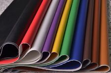 Fat Quarter Solid PU Leather Fabric For Home Decor Upholstery,Pleather Fabric