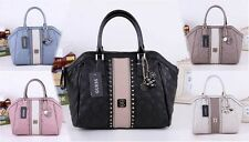 2014 Collection Larger Miss Social Satchel Women Handbag 5 Colors Purse Bag NWT
