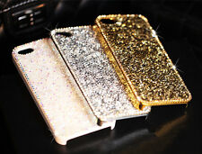 Luxury Bling Crystal Diamond Mobile Phone Cover Case iPhone 5s 6 Samsung S4 S5