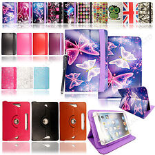 New Universal Leather Stand Case Cover For  8 Inch Tab Android Tablet + Stylus