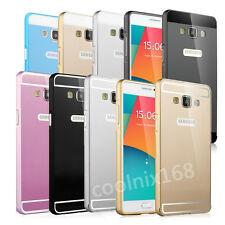 NEW Luxury Aluminum Metal Bumper Case Back Cover For Samsung Galaxy A5 Accessory