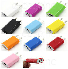 PRISE CHARGEUR ADAPTATEUR SECTEUR USB APPLE iPhone, iPad / SAMSUNG GALAXY