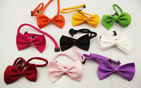 NEW Rayon Kid Baby Boy Neck BOW Tie Gift Colors u pick