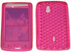 For Sony Ericsson Xperia Mini Pro SK17i SK 17i Front & Back Gel Case Cover Pink