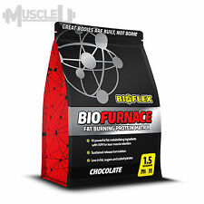 BioFlex Nutrition BioFurnace - 1.5kg CHOOSE FLAVOUR - Fat Burning Protein Matrix