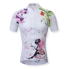 2015 New Women's Cycling Jersey Bike Bicycle Clothing Short Sleeve jersey Top