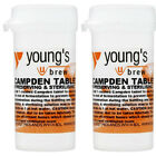 Youngs Campden - WINE/BEER Making ( 2 x 100 Tablets )