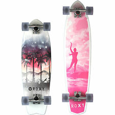 Roxy Komplett Longboards Damen Skateboards Flow Winter Break Cruiser 2015 NEU