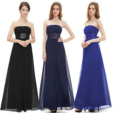 Ever-Pretty Sexy Long Evening Party Bridesmaid Dress 09060 US Seller