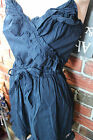 NWT Hollister BY ABERCROMBIE WOMEN'S DRESS Navy Brand New Size Small