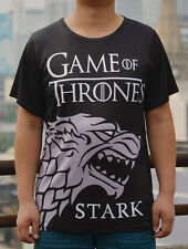 Game of Thrones House Stark of Winterfell T SHIRT M L XL