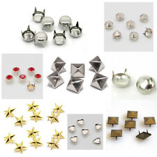 All shapes, colors, sizes Studs rivets punk - Rust-free - cheap - EU SELLER