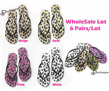 Wholesale Lot s Women Sandals Slippers 6 Pairs/Lot Mix Sizes Colors Cheap Price