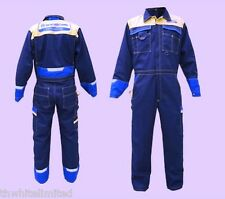 NEW STYLE NEW HOLLAND OVERALLS NEW HOLLAND BOILERSUIT ADULT (CH)
