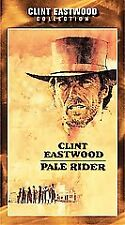 Pale Rider (VHS 8) Clint Eastwood - preacher - miner - sheriff - gold - WESTERN