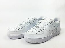 Nike Air Force 1 (GS) 314192-117 White/White Classic Uptown NEW DS OG