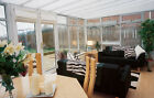 Conservatory - Made To Measure 3m x 3m Lean-to - White upvc
