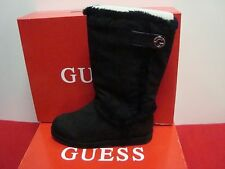 NWT 100 % GUESS GF HINATA BOOTS/BLACK  BY MARCIANO SIZE (6,6.5,7,7.5,8,8.5,9)