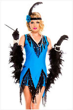 Sexy Fashion Role-playing Noble Halloween V-neck Sequins Tassel Stage Clothing