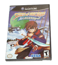 Skies Of Arcadia Nintendo GameCube & Wii ***VG Condition*** Complete W/ Manual
