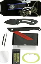 """TOPS Rural Urban Kit RUK-16 Contains Latitude North 43 Knife. 4 3/4"""" overall. 1"""