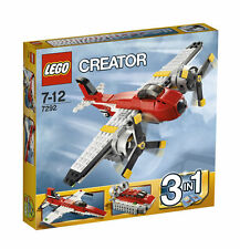 LEGO Creator Propeller Adventures set #7292 from 2013 NEW IN BOX