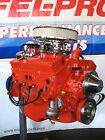 CHEVROLET 327 / 330 HP HIGH PERF TURN-KEY CRATE ENGINE, CHEVY